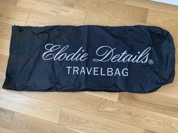 Elodie Details pokrowiec travelbag na wózek spacerówka łaska parasolka