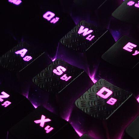 Механическая игровая клавиатура HyperX Alloy Elite RGB