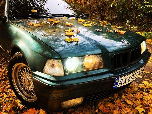 BMW e 36 гбо вписан