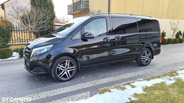 Mercedes-Benz Klasa V 250d,4 Matic,7osób, Salon PL Przeb.35tyś.km!