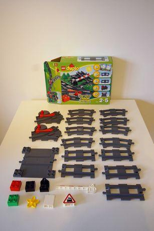 Klocki Lego Duplo Lokomotywa 2-5lat 10506