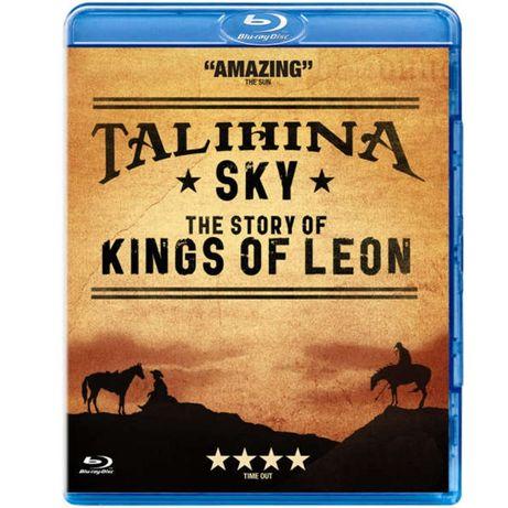 BLURAY - Talihina Sky - Story of Kings of Leon - FILME