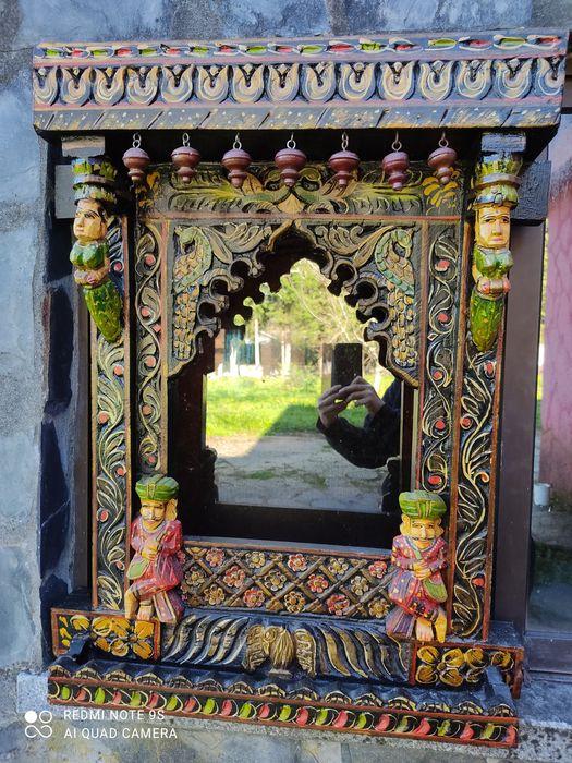 Moldura indiana de parede Mouronho - imagem 1