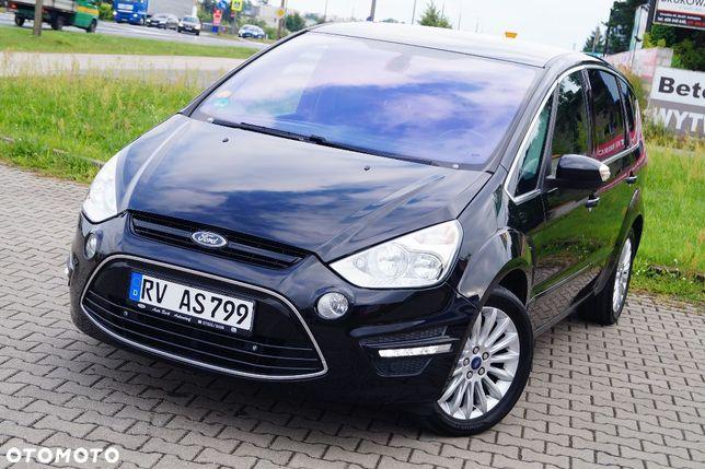 Ford S-Max 2.0 TDCI TITANIUM NAVI JAK NOWY opłacony gwaran