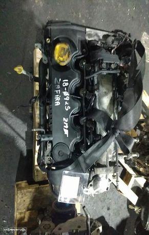 Bloco Do Motor Opel Zafira / Zafira Family B (A05)