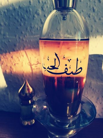 Teef al hub! Oryginalny dubajski perfum, długotrwały zapach :)