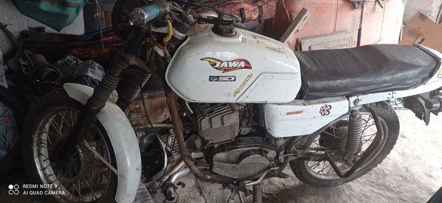 Продам мотоцикл Яву или обмен на скутер японец