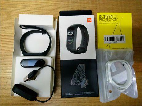 Фитнес браслет Mi band 4 Xiaomi