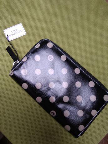 Lulu guinness portfel nowy