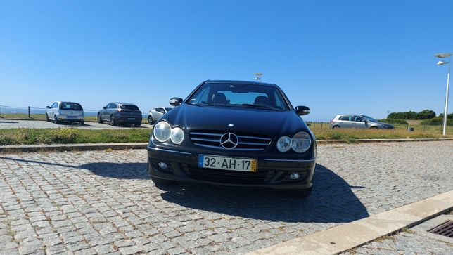 Mercedes-Benz CLK 220CDI avantgarde