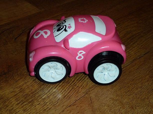 Chicco Машинка спортивная Чикко Сначала звук заводящегося двигателя и