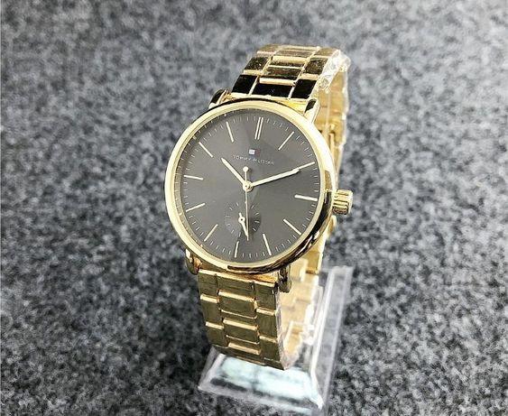 Zegarek Tommy Hilfiger ze stali chirurgicznej