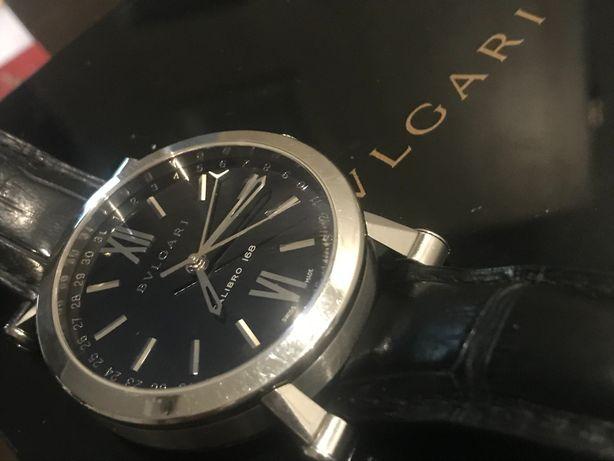 Zegarek Bvlgari calibro 168