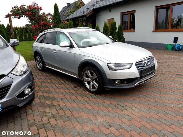 Audi A4 Allroad chłodnice całe podłużnica cała przebieg 99tyś km