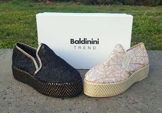 Слипоны Baldinini Trend Италия, оригинал. 37-40