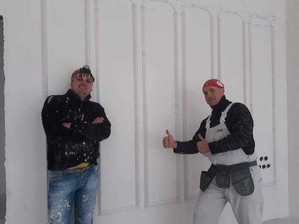 Мастерская ЛЕПКА: лепнина из гипса Киев