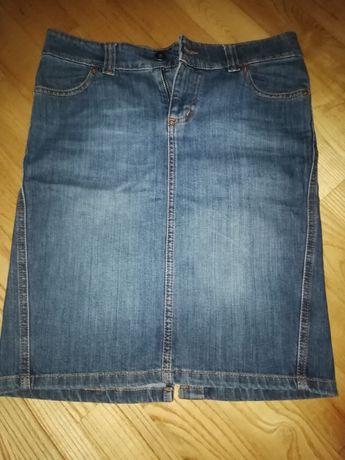 Spódnica jeans Logic