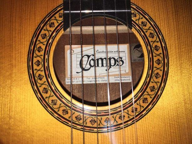 Классическая гитара CAMPS M6S