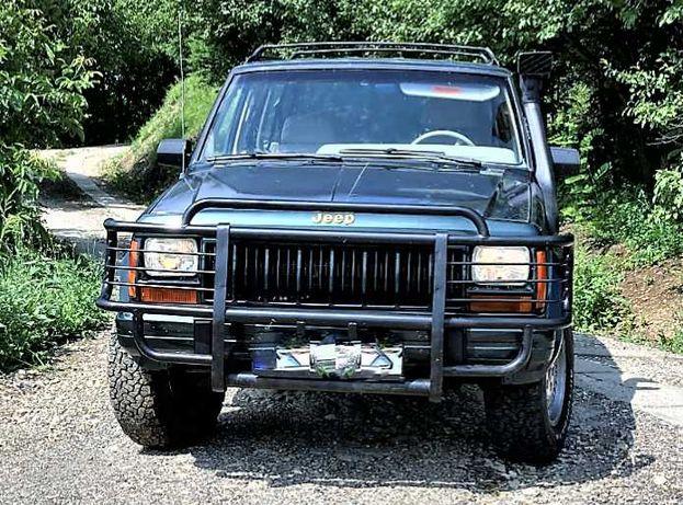 Jeep Cherokee stan BDB zamiana