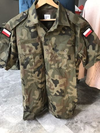 Koszula wojskowa MON 41/167
