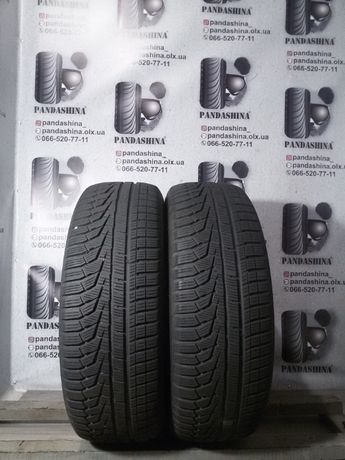 Шины 7 мм ЗИМА 235/65 R17 HANKOOK Winter I*cept Evo2 SUV б/у резина