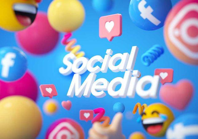 Reklama Facebook   Prowadzenie Fanpage FB Instagram   Social Media
