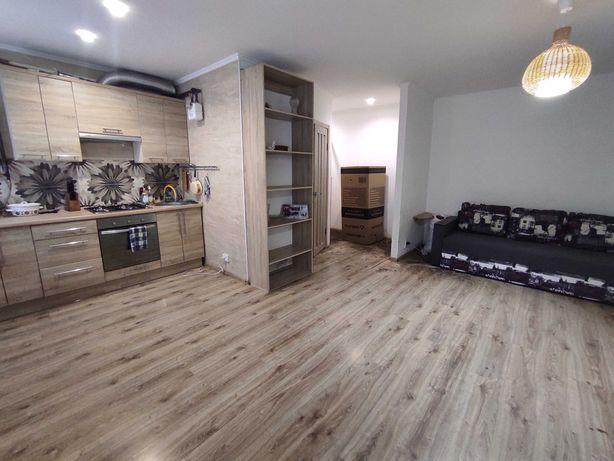 Аренда 1к квартиры с евроремонтом в  Каменском  (Днепрострой)