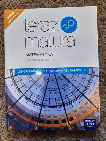 Teraz matura. Zbiór zadań i zestawów maturalnych z matematyki.