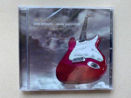 PŁyta The Best of Dire Straits & MARK KNOPFLER