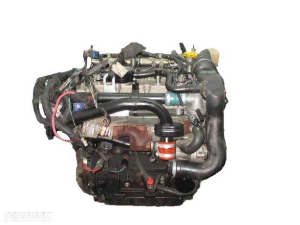 Motor JEEP Cherokee 2004 2.5CRD Ref: ENJ