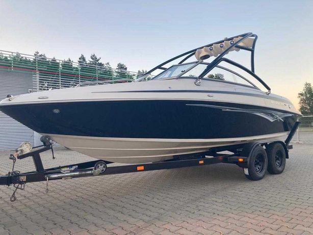 łódź motorowa REINELL  5,0 gxi 2008r + przyczepka