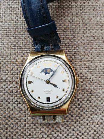 Kolekcjonerski zegarek swatch swiss