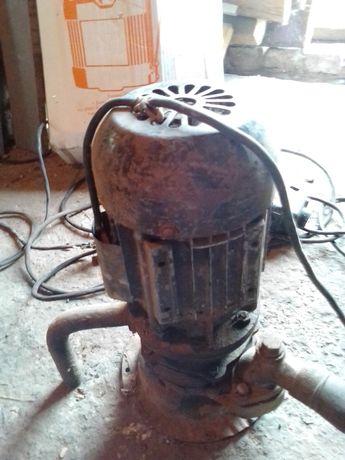 Електродвигатель 220В 2 квт.