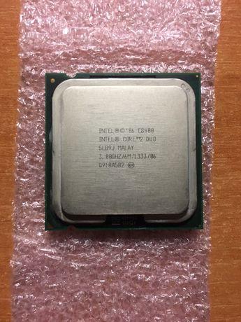 Процессор intel core 2 duo e8400 3.0ghz s775