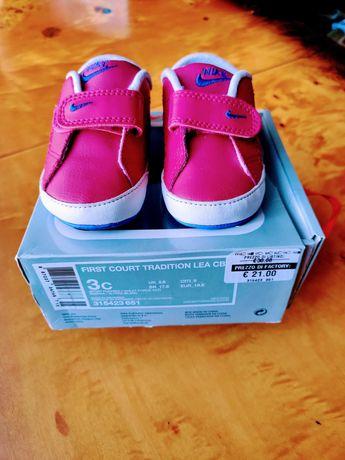 Кросівки- пінетки Nike крассовки пинетки