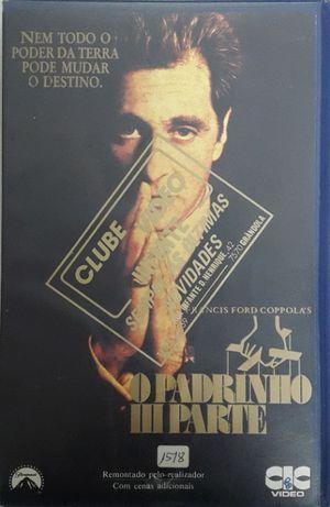 46º Pack de Filmes VHS