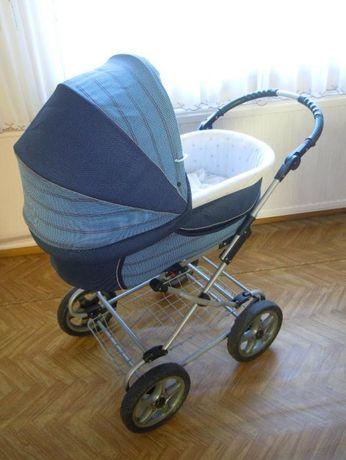 Wózek dziecięcy gondolka + gratis!