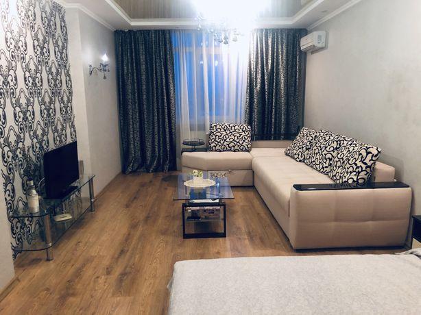 Квартира в нов55,2 м.кв. очень просторная, укомплектована мебелью