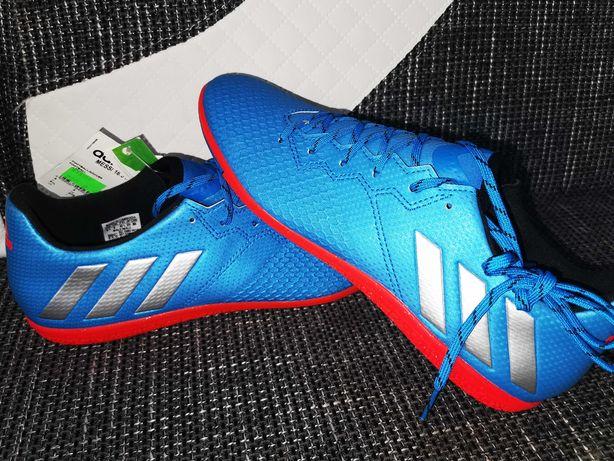 BUTY Adidas Messi nowe halowe 43 1/3