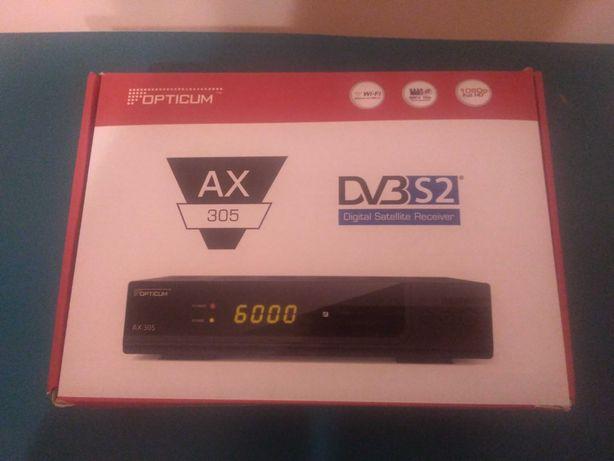 Спутниковый HD ресивер OPTICUM HD AX-305