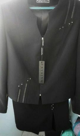 продам нарядный юбочный костюм