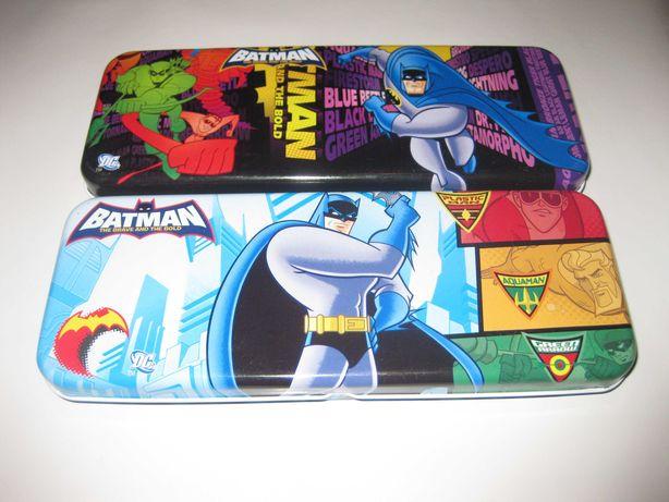 2 Estojos de Metal do Batman/Novos!