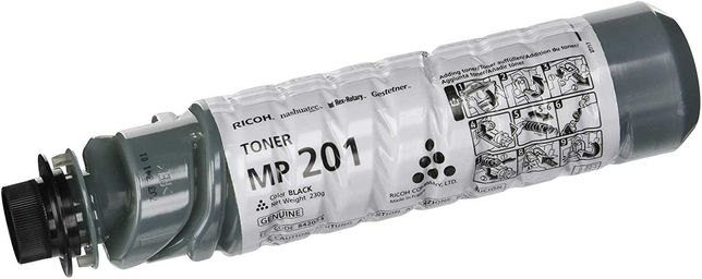 RICOH Toners MP 2501 e MP 201 PRETO [Novos]
