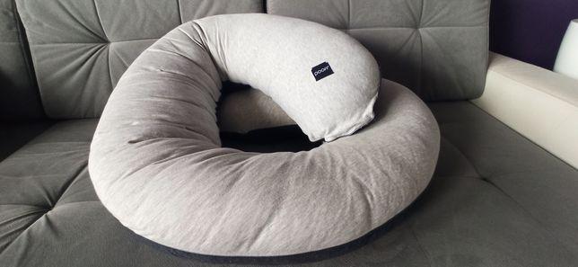 Poduszka ciążowa kolor: szary
