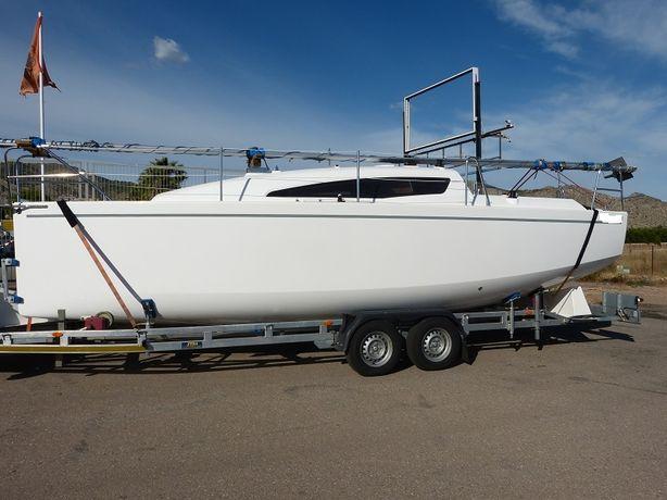 Antila 24.4 nowy jacht żaglowy.