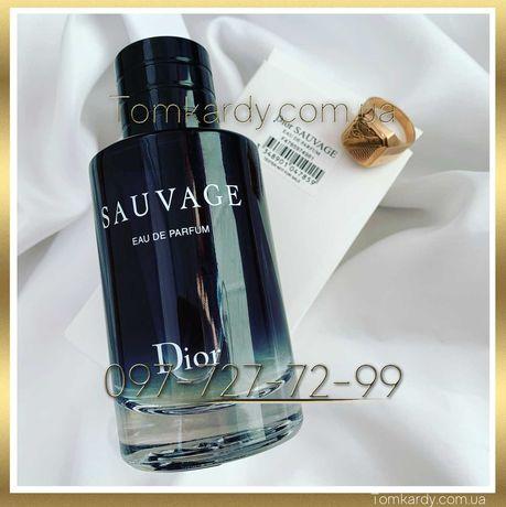 Мужские духи Christian Dior Sauvage edp 100ml Диор Саваж Парфюм