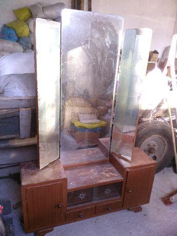 szafka z lustrem do renowacji