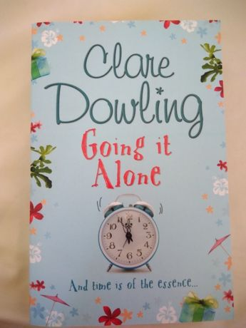 Going it Alone Clare Dowling