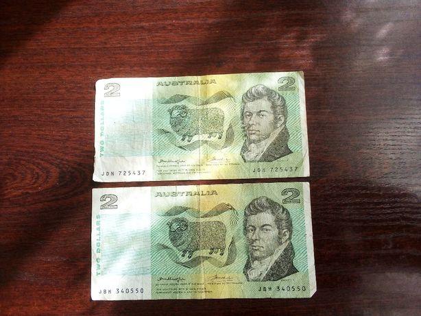Banknot 2 dolary Australia