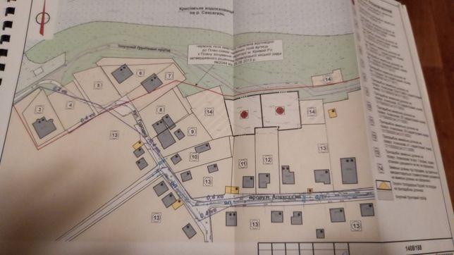 Продам земельный участок возле КРЕСовского водохранилища на Заречном